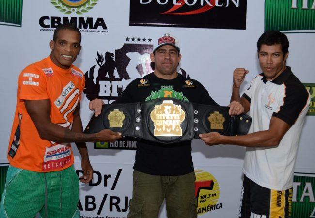 Bitetti Combat chega à 15° edição com disputa de título até 70kg