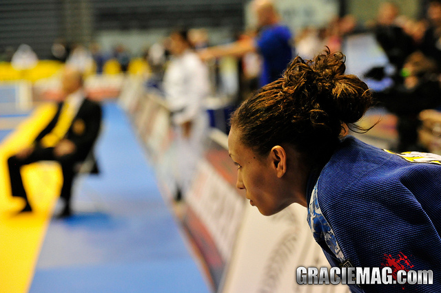 Mundials Motivation #6: More females to improve quality of Jiu-Jitsu competitions