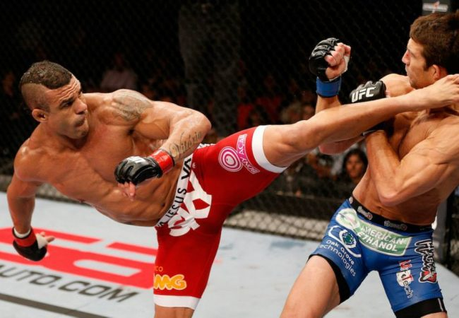 VIDEO: Watch replay of Vitor Belfort knocking out Luke Rockhold at UFC on FX 8