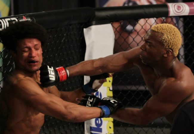 "Vídeo: o estilo agressivo de Willian Patolino antes do ""TUF"" e do UFC"
