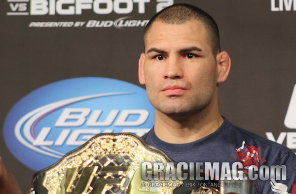 UFC 180: Watch live the press conference with Velasquez and Werdum at 1PM/10AM (ET/PT)