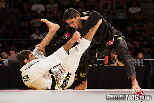 Breakthrough athlete at Copa Podio, Diego Broges aims for the Worlds and analyzes Leandro Lo