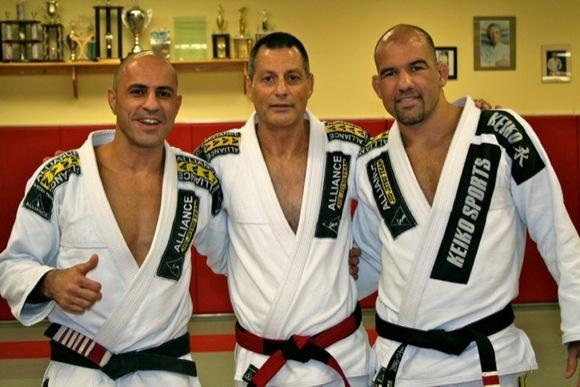 Gigi Paiva Romero Jacare e Fabio Gurgel foto GRACIEMAG