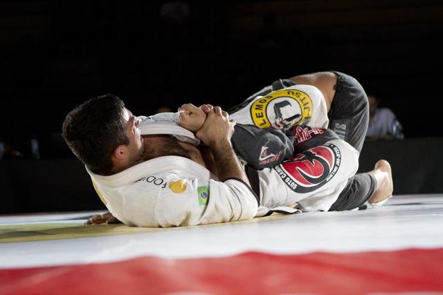 Guto Campos é um dos tops que vão usar kimono Keiko no Mundial de Jiu-Jitsu