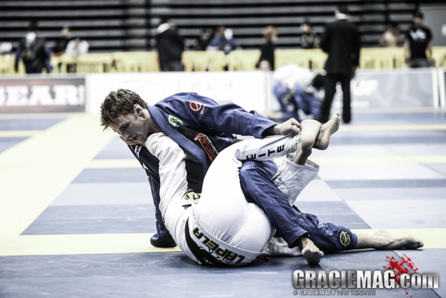 Clark Gracie in the 2013 Pan