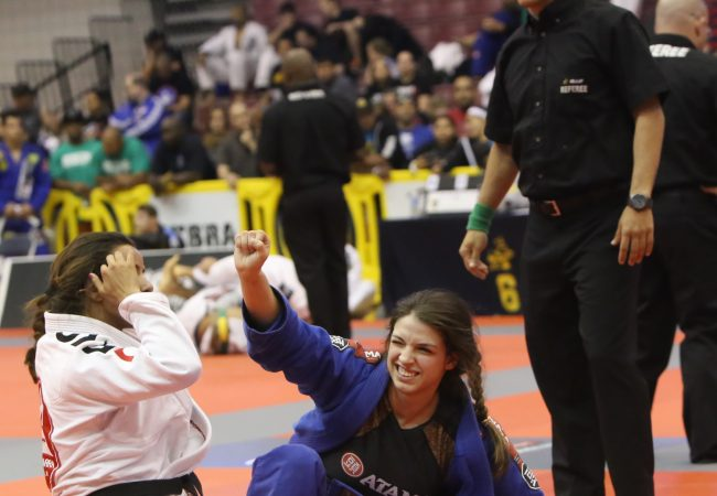 Dallas Open: watch Jackson Sousa, Mackenzie Dern win open class gold in Texas