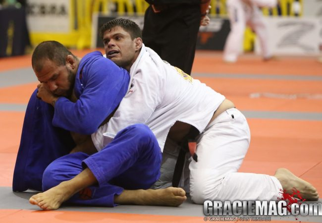 HD Video: Gabriel Vella vs. Roberto Cyborg, at the Dallas Open