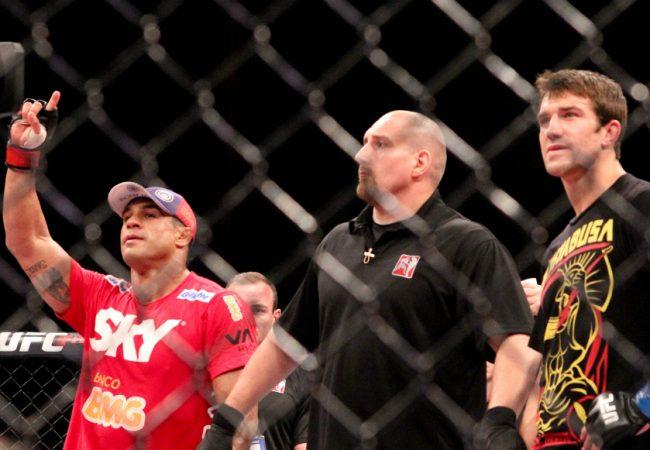 Com festa brasileira, UFC no Combate 2 surpreende e cala críticos