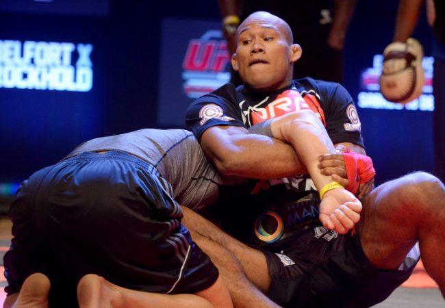 Veja o Jiu-Jitsu afiado de Ronaldo Jacaré no treino aberto para o UFC