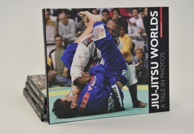 The Deluxe Book Jiu-Jitsu Worlds–A Tale in Photos is out