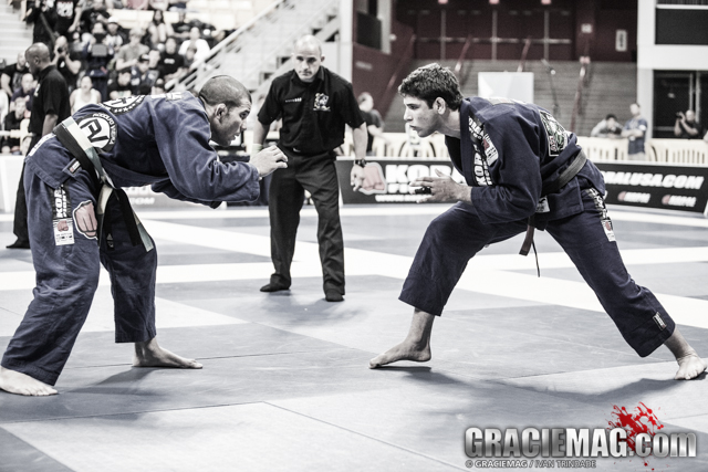 Rodolfo Vieira and Marcus Buchecha in the 2012 Worlds