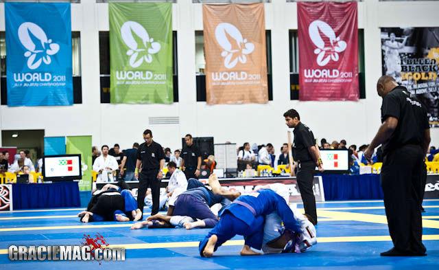 Mundial de Jiu Jitsu por GRACIEMAG