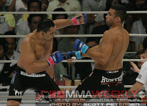 Get ready for Nogueira vs. Werdum 2 by watching their first match from Pride