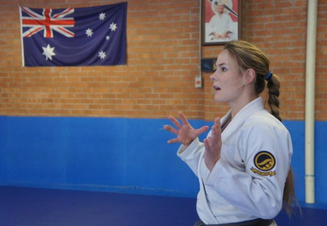 Sophia Drysdale returns to home down under for seminar tour
