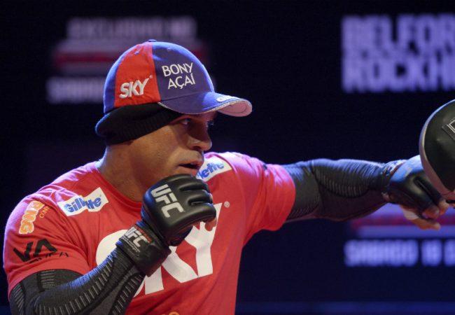"""Vitor Belfort: """"Quando perder a paixão e a motivação, não lutarei por cheques"""""""