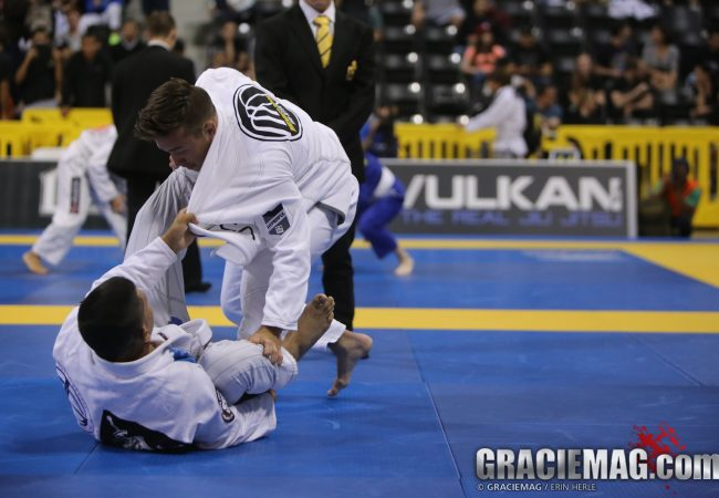 PHOTOS: Day 1 of 2013 Worlds; Blue and white belts
