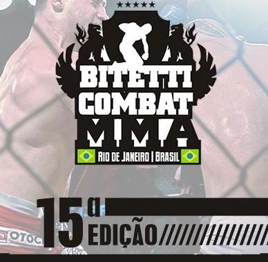 Após incidente, Alan Nuguette leva cinturão do Bitetti Combat 15 na decisão