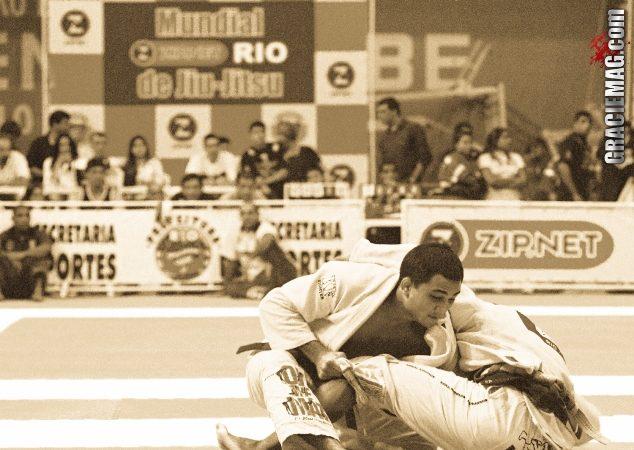 BJ Penn visita o Tijuca Tênis Clube, palco de seu histórico título mundial de Jiu-Jitsu
