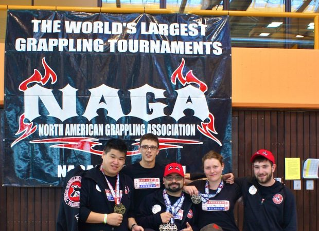 GMA Team Cavalcanti Luxembourg makes trips to podium at NAGA Germany