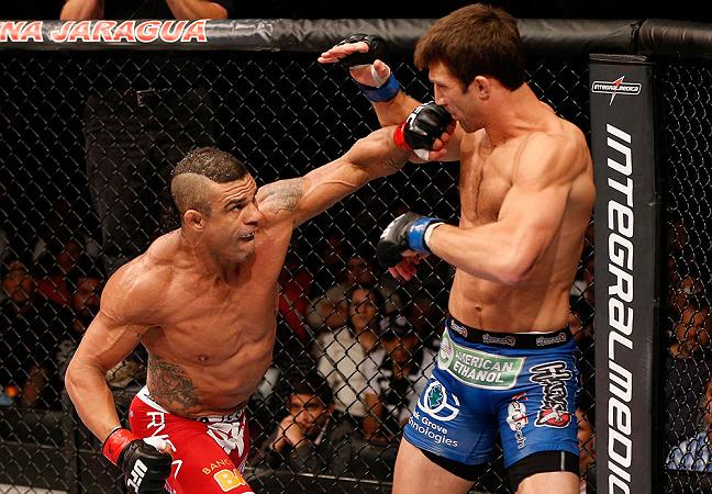 Galeria de fotos: os melhores cliques do UFC no Combate 2: Belfort vs Rockhold
