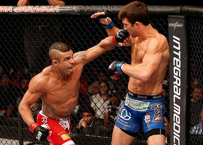 Belfort x Rockhold no UFC