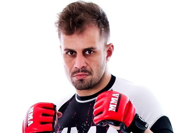 """Fábio Maldonado, o """"caipira de aço"""" do UFC, lança biografia no Brasil"""