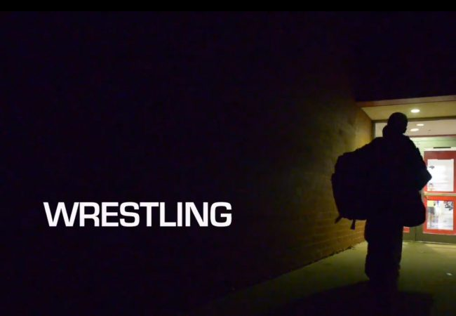 Video: Save Olympic Wrestling
