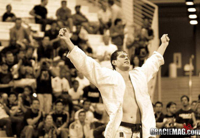 On Roger Gracie's birthday, watch his favorite moment of his career; learn a guard pass
