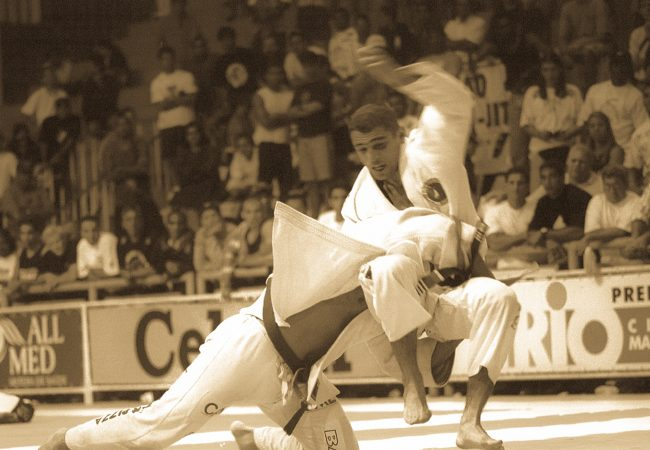 Amaury vs. Royler at the 1997 Worlds