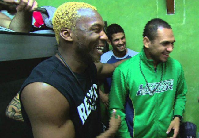 """TUF Brasil 2 "" : Quem canta seus males espanta"