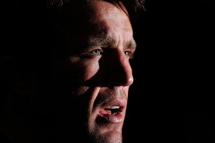 Rechaçando a aposentadoria, Chael Sonnen pretende enfrentar Wanderlei Silva. Foto: Josh Hedges/Zuffa LLC via Getty Images