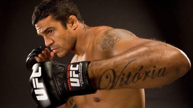 """Vitor Belfort: """"Não importa o que faço, eu sempre venço"""""""