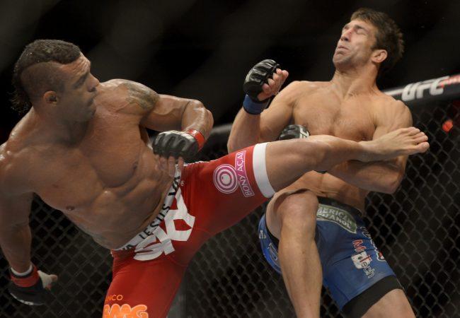 """Vitor Belfort de olho no UFC 162: """"Quero o vencedor da luta de sábado"""""""