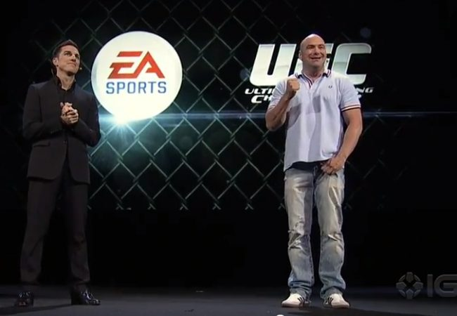 UFC video game on EA Sports expected in next 12 months