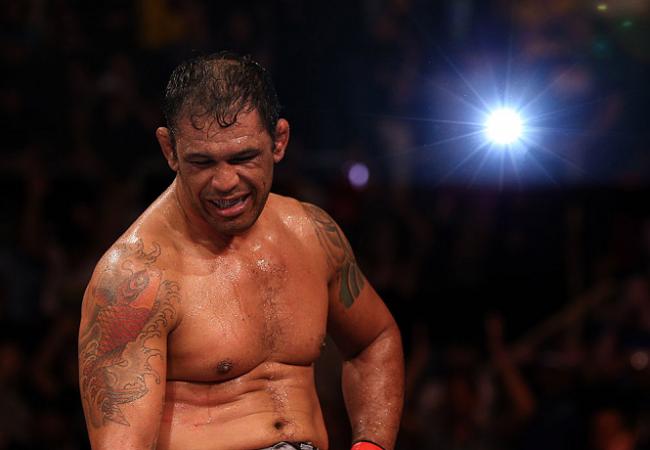 Vídeo: Minotauro revela sua fonte de motivação para lutar no UFC em Fortaleza