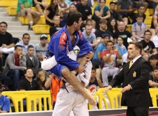 Mundial 2013: Buchecha fica com ouro e puxa Cavaca para o topo do pódio