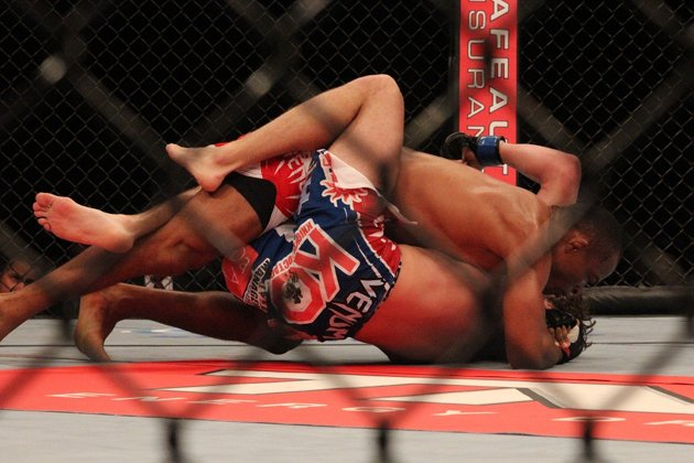 Jiu-Jitsu no UFC: Massaranduba e a pressão certeira do katagatame