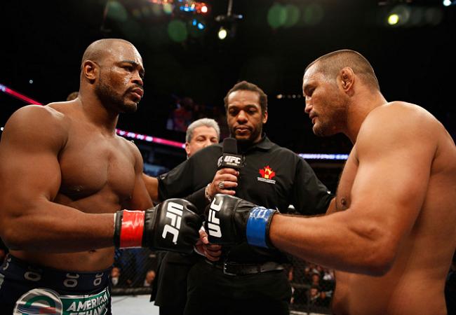 UFC 161 VIDEO: Rashad Evans vs. Dan Henderson highlights