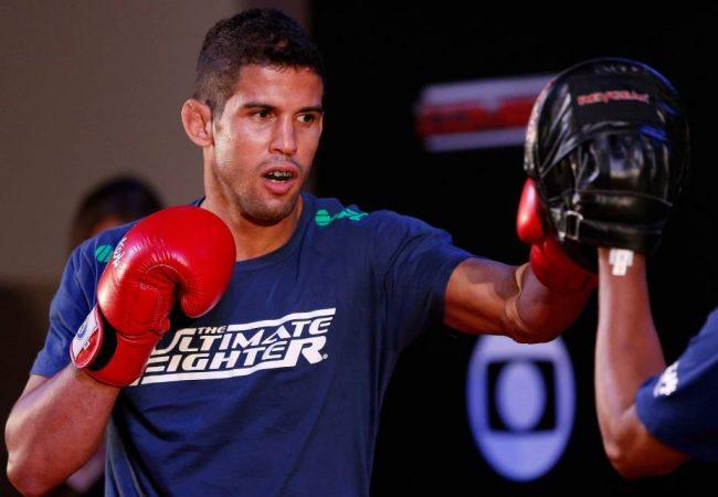 UFC Natal: os treinos e a força de vontade de Léo Santos