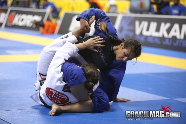 Veja como Bia Mesquita treinou para vencer o Mundial de Jiu-Jitsu