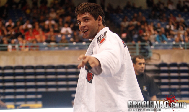 2013 Worlds: Buchecha praises Rodolfo before their clash in the open