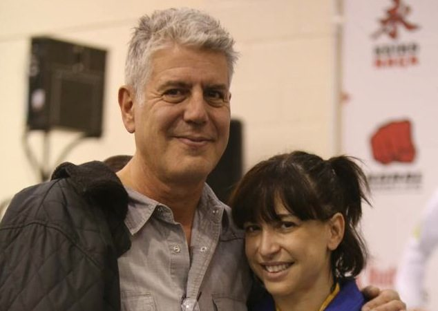 Video: Anthony Bourdain says why he started training Jiu-Jitsu at 58