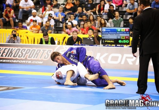 Marcus Buchecha's FREE seminar confirmed at the World Jiu-Jitsu Expo 2014
