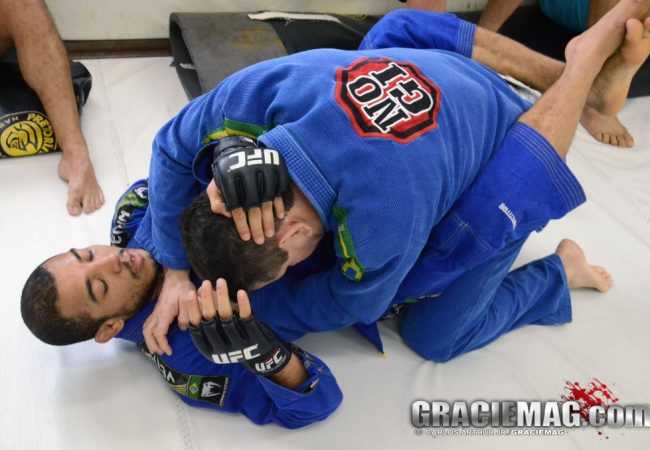 PHOTO GALLERY: See Jose Aldo train in a gi ahead of UFC 163