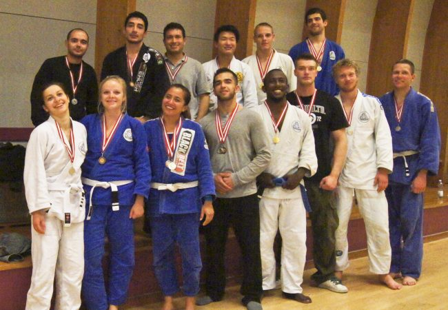 Roskilde Open dominated by GMA Choke Academy team