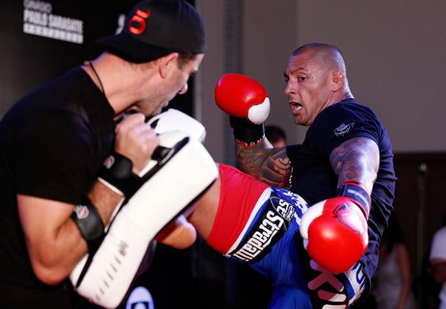 Vídeo: os treinos e a mente de Thiago Silva para o UFC em Fortaleza