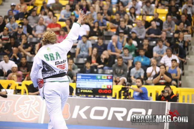 Europeu de Jiu-Jitsu 2015: Gabi Garcia, Lucio Lagarto e Erberth confirmados