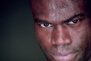 UFC VIDEO: Uriah Hall knocks down sparring partner with spinning-back kick