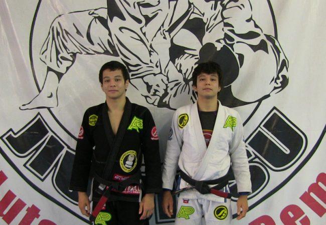 """Irmãos Miyao e a faixa-preta: """"Esperamos continuar tendo sucesso"""""""