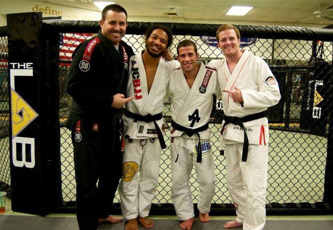 Shaquille O'Neal, Royce Gracie, Jon Jones and more congratulate Benson Henderson for Jiu-Jitsu black belt